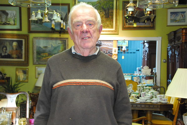 Montclair NJ antiques owner