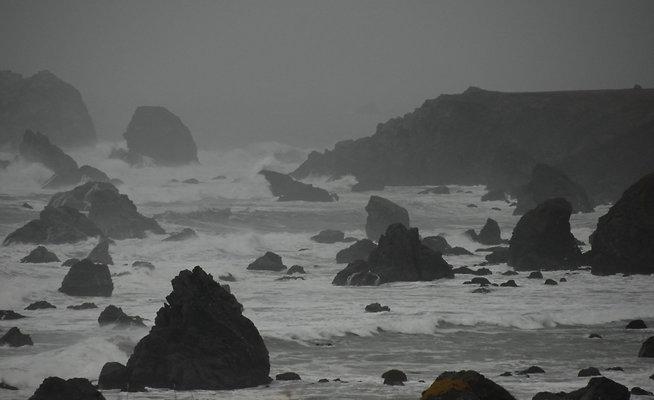 Bodega Bay storm